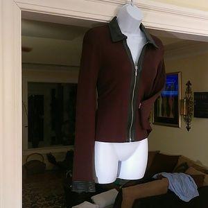 Cache ladies spring jacket